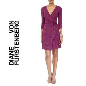 Diane Von Furstenberg Camo New Julian Two Dress